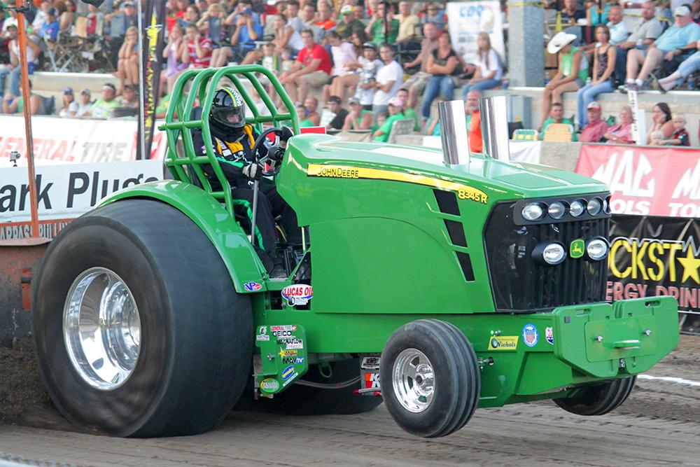 Tractor   Fully Loaded Motorsports, LLC established 2001-2019